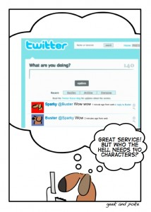 Geek And Poke - Humor Twitter