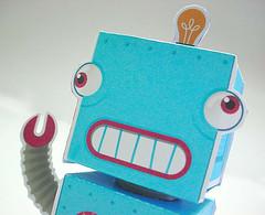 foto de un robot