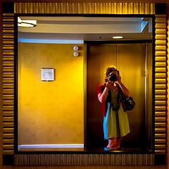 Selfie en espejo