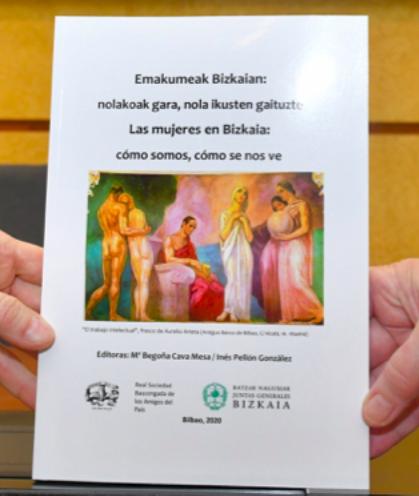 Las mujeres en Bizkaia: Cómo somos, cómo se nos ve