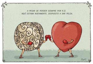 corazón cerebro